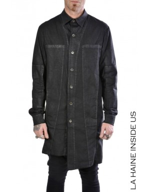 LH SHIRT 3B DERIC Black