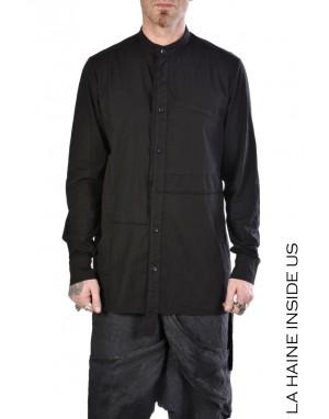 LH SHIRT 3B MACK Black