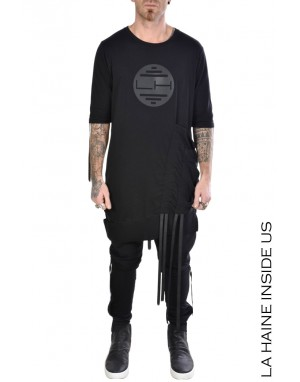 LH T-SHIRT 3M NOTORIOUS Nero