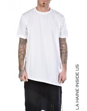 LH T-SHIRT 3M SHINE Bianco