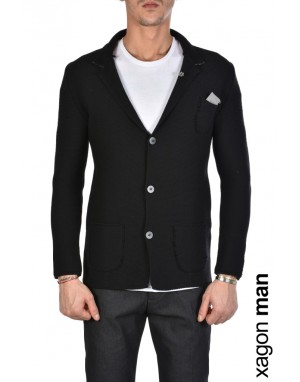 GIACCA CASUAL MD2050 Nero