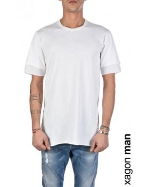 T-SHIRT J19005 Bianco
