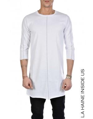 LH T-SHIRT 3M LOON Bianco