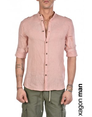 CAMICIA AALBRR Rosa