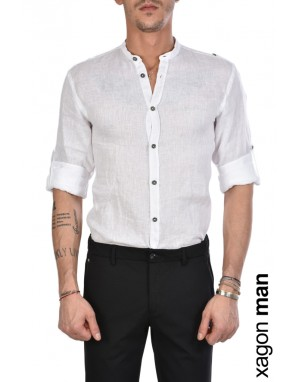 CAMICIA AALBRR Bianco
