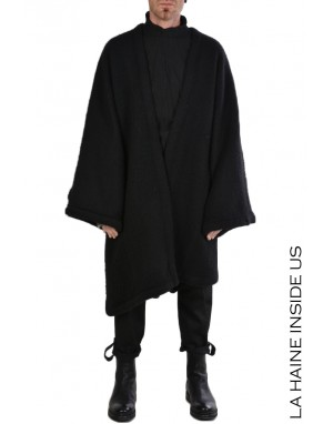 LH COAT 3B SUPA Black