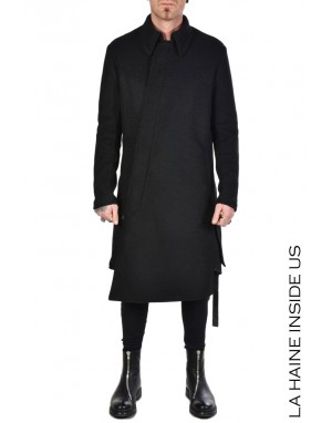 LH COAT 3B STAFF Black