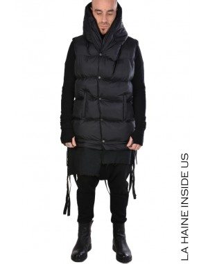 LH DOWN JACKET 3P LOUX UNISEX Black