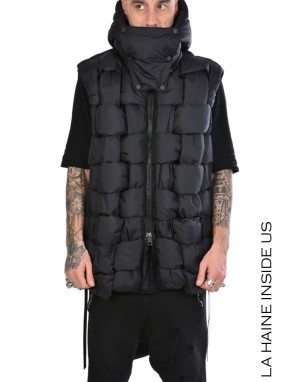 LH DOWN JACKET 4P BILLIE UNISEX Black