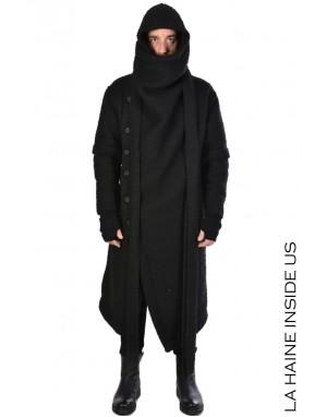 LH COAT 3M POSSE Black