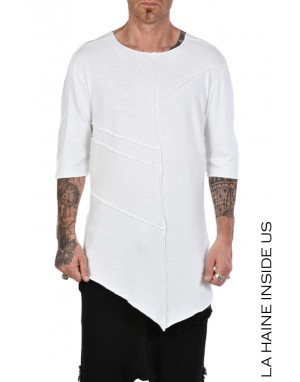 LH T-SHIRT 3J RELIEF Bianco