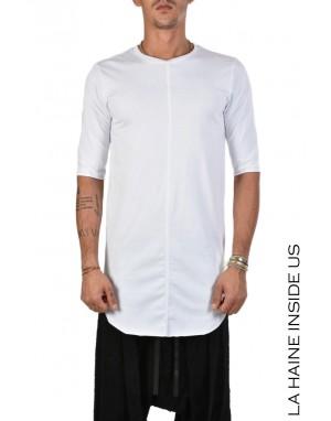 LH T-SHIRT 3M OLDSCHOOL Bianco