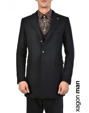 CAPPOTTO PC62TO Nero