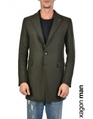 CAPPOTTO PC62TO Verde