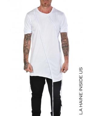 LH T-SHIRT 3M FUORI Bianco