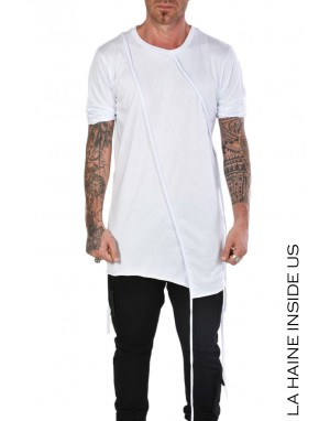 LH T-SHIRT 3M FUORI White