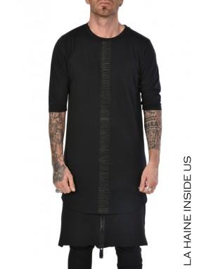 LH T-SHIRT 3M VALEURS Black