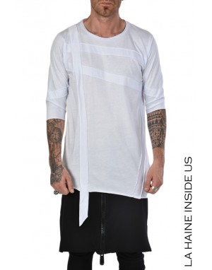 LH T-SHIRT 3M CONTROLLO White