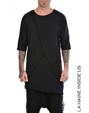 LH T-SHIRT 3J UNABLE Black