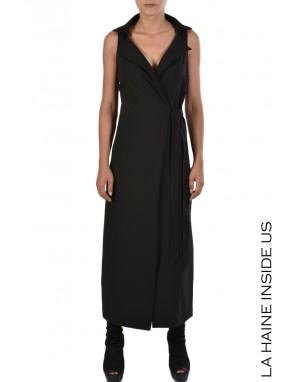 LHW DRESS 4B AZUREA Black