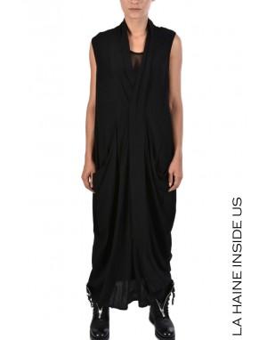 LHW DRESS 4B ATINA Black