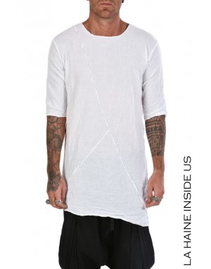 LH T-SHIRT 3J UNABLE White