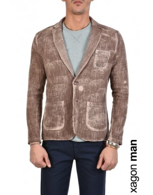 JACKET CASUAL J30004 Fango