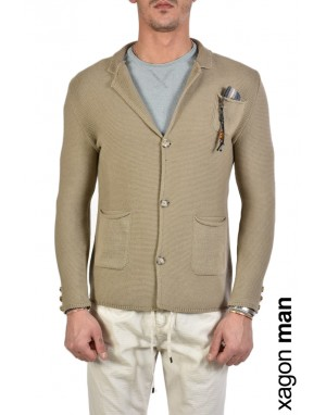 JACKET CASUAL MD9002 Sabbia