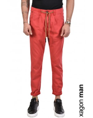 TROUSER CR3901 Red