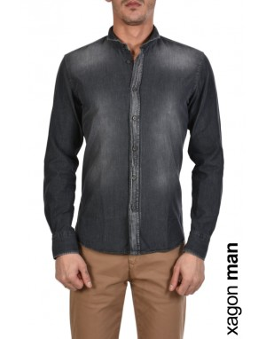 SHIRT ABATTI Black