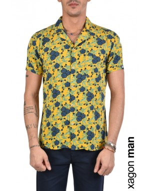 SHIRT AGREGO Yellow