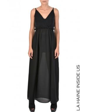 LHW DRESS 4B KLEINIA Black