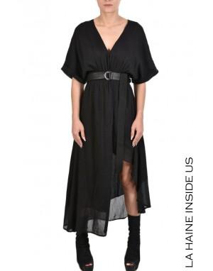 LHW DRESS 4B FERAX Black