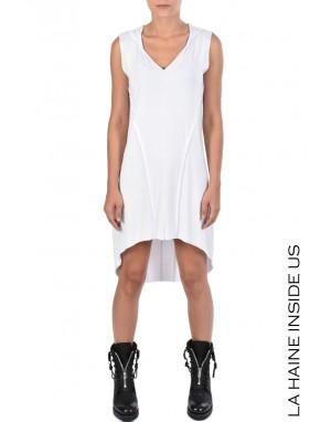 LHW DRESS 4J INES White