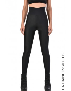 LHW LEGGINGS 4B ROB Nero