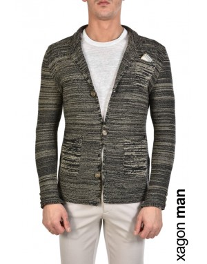JACKET CASUAL MD9003 Sand