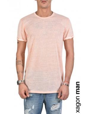 T-SHIRT J30012 Arancio