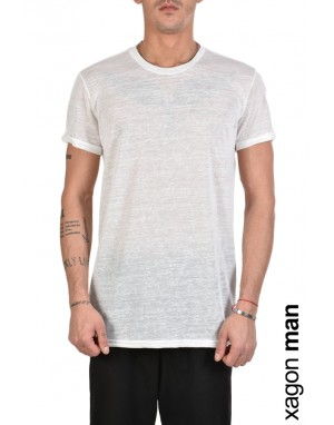 T-SHIRT J30012 Bianco