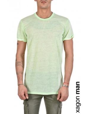 T-SHIRT J30012 Verde
