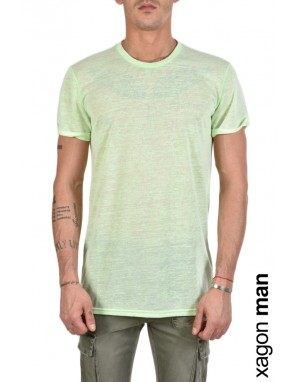 T-SHIRT J30012 Green
