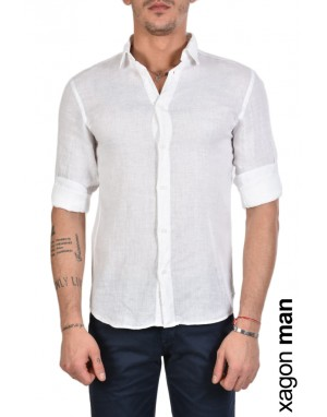 SHIRT ALIBAS White