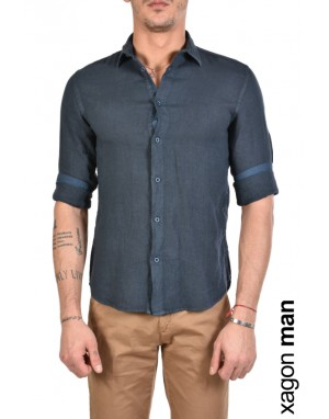SHIRT ALIBAS Blue