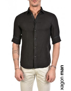 SHIRT ALIBAS Black