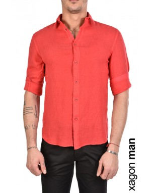 SHIRT ALIBAS Red