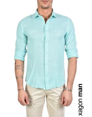 SHIRT ALIBAS Green