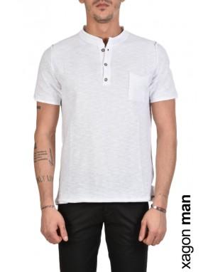 T-SHIRT D15103 White