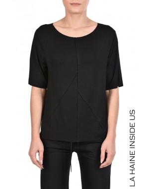 LHW T-SHIRT 4M KUTIS Black