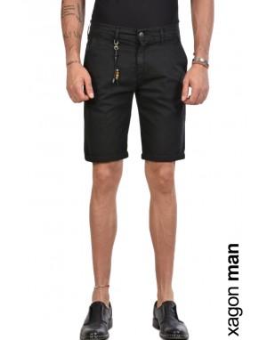 SHORT CR3906 Stretch Black