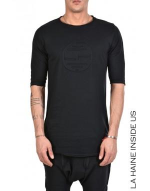 LH T-SHIRT 3M CONVINTO Black