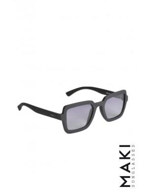 SUNGLASSES HBLK11 Black Lens Smoke